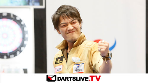 [決勝ハイライト]JAPAN 2017 STAGE 9【DARTSLIVE.TV】