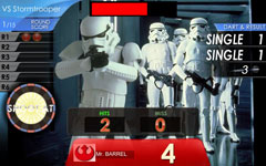 【DARTSLIVE-200S - STAR WARS EDITION -】搭載ゲーム情報解禁!