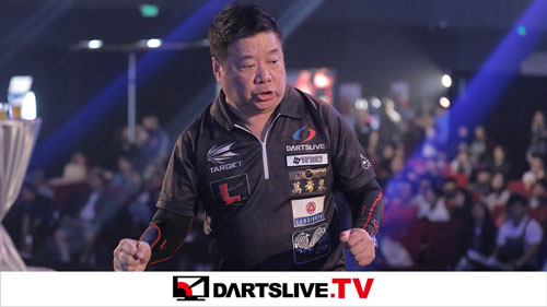 THE WORLD 2017 STAGE 6決勝戦を配信!【DARTSLIVE.TV】