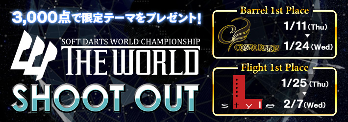 THE WORLD SHOOT OUT
