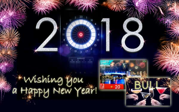 NEW YEAR COUNT-UP 2018