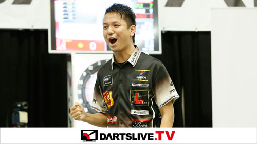 [決勝ハイライト]JAPAN 2017 STAGE 14【DARTSLIVE.TV】