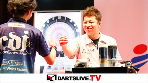 [決勝ハイライト]JAPAN 2017 STAGE 17【DARTSLIVE.TV】