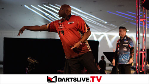 THE WORLD 2018 STAGE 1決勝戦を配信!【DARTSLIVE.TV】