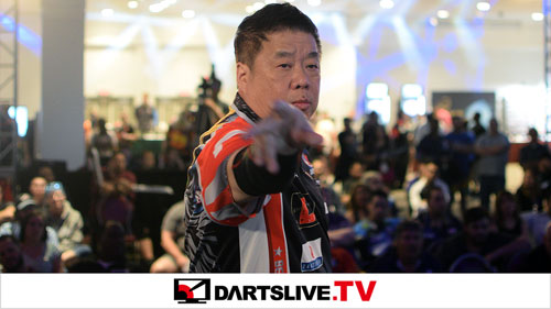 THE WORLD 2018 FEATURED MATCH 1【DARTSLIVE.TV】