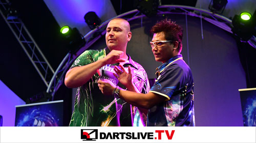 THE WORLD 2018 STAGE 2 -FINAL MATCH-【DARTSLIVE.TV】