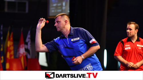 THE WORLD 2018 FEATURED MATCH 2【DARTSLIVE.TV】
