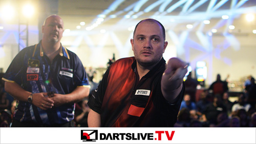 THE WORLD 2018 FEATURED MATCH 3【DARTSLIVE.TV】