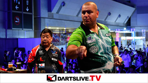 THE WORLD 2018 STAGE 3 -FINAL MATCH-【DARTSLIVE.TV】