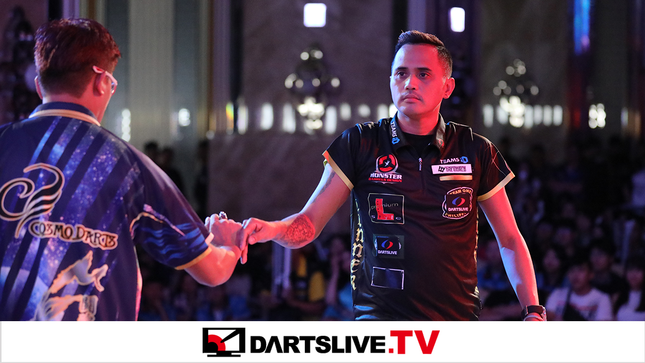 THE WORLD 2018 STAGE 4 -FINAL MATCH-【DARTSLIVE.TV】