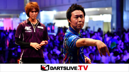 THE WORLD 2018 FEATURED MATCH 5【DARTSLIVE.TV】