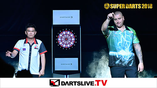 SUPER DARTS 2018 名勝負 Part 3【DARTSLIVE.TV】