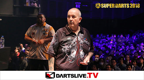 SUPER DARTS 2018 名勝負 Part 4【DARTSLIVE.TV】