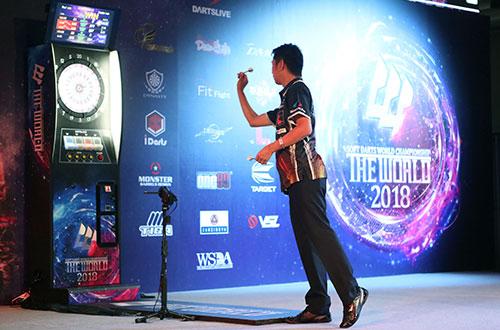 THE WORLD 2018 GRAND FINAL 勝見翔