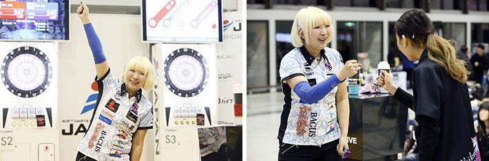 SOFT DARTS PROFESSIONAL TOUR JAPAN STAGE 13 福岡