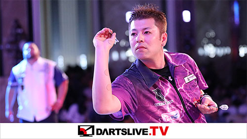 THE WORLD 2018 FEATURED MATCH 6【DARTSLIVE.TV】