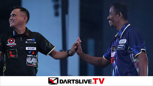 THE WORLD 2018 FEATURED MATCH 7【DARTSLIVE.TV】