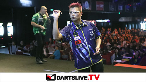 THE WORLD 2018 GRAND FINAL -FINAL MATCH-【DARTSLIVE.TV】