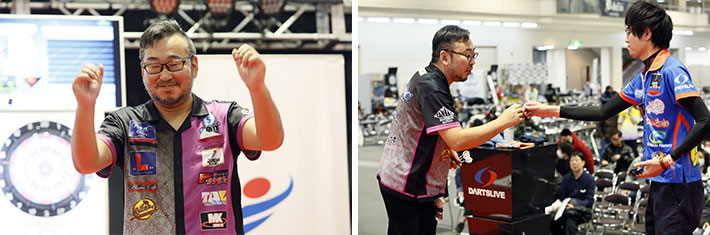 SOFT DARTS PROFESSIONAL TOUR JAPAN STAGE 14 京都