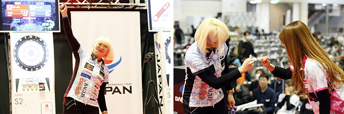 SOFT DARTS PROFESSIONAL TOUR JAPAN STAGE 14 京都
