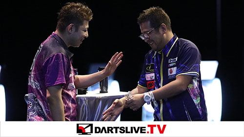 THE WORLD 2018 GRAND FINAL -1st ROUND MATCH 1-【DARTSLIVE.TV】