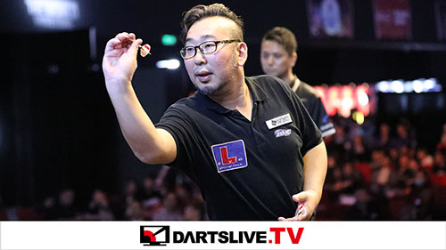 THE WORLD 2018 GRAND FINAL -1st ROUND MATCH 3-【DARTSLIVE.TV】