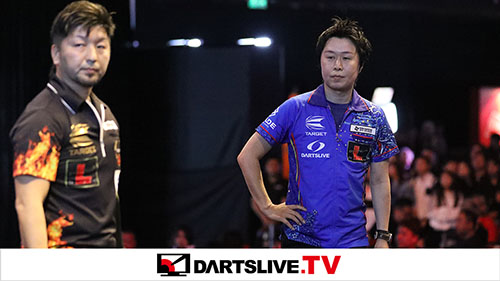 THE WORLD 2018 GRAND FINAL -1st ROUND MATCH 4-【DARTSLIVE.TV】