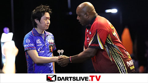 THE WORLD 2018 GRAND FINAL QUARTER FINAL MATCH 4【DARTSLIVE.TV】