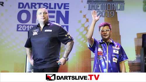 THE WORLD 2019 STAGE 1 FINAL MATCH【DARTSLIVE.TV】