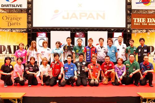 【大会結果速報】JAPAN 2013 STAGE8 東京