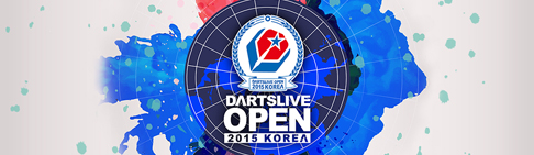 DARTSLIVE OPEN KOREA 2015