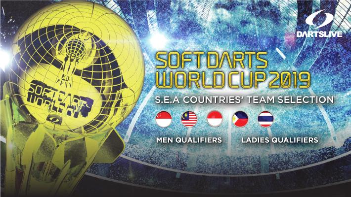 SOFT DARTS WORLD CUP 2019