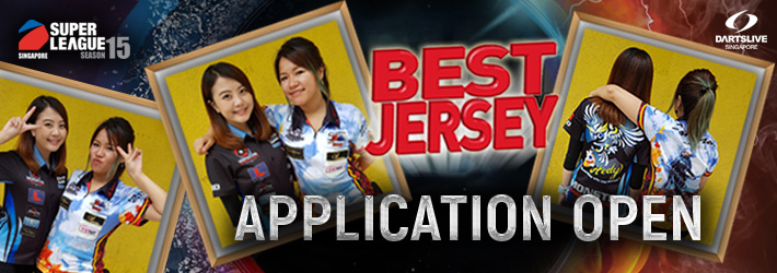 BEST JERSEY for SUPER LEAGUE SEASON 15