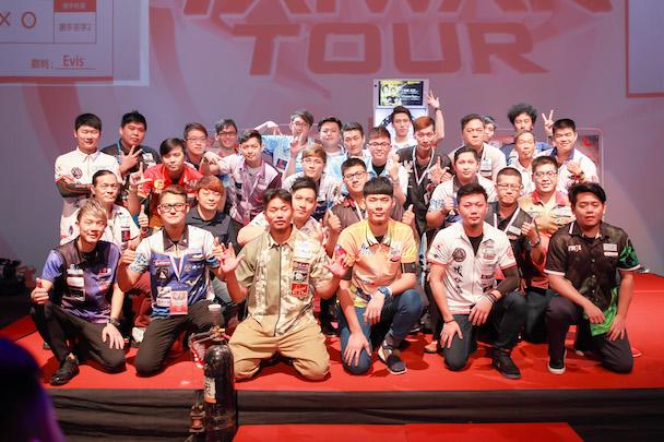 TAIWAN TOUR GRAND FINAL 結果發表