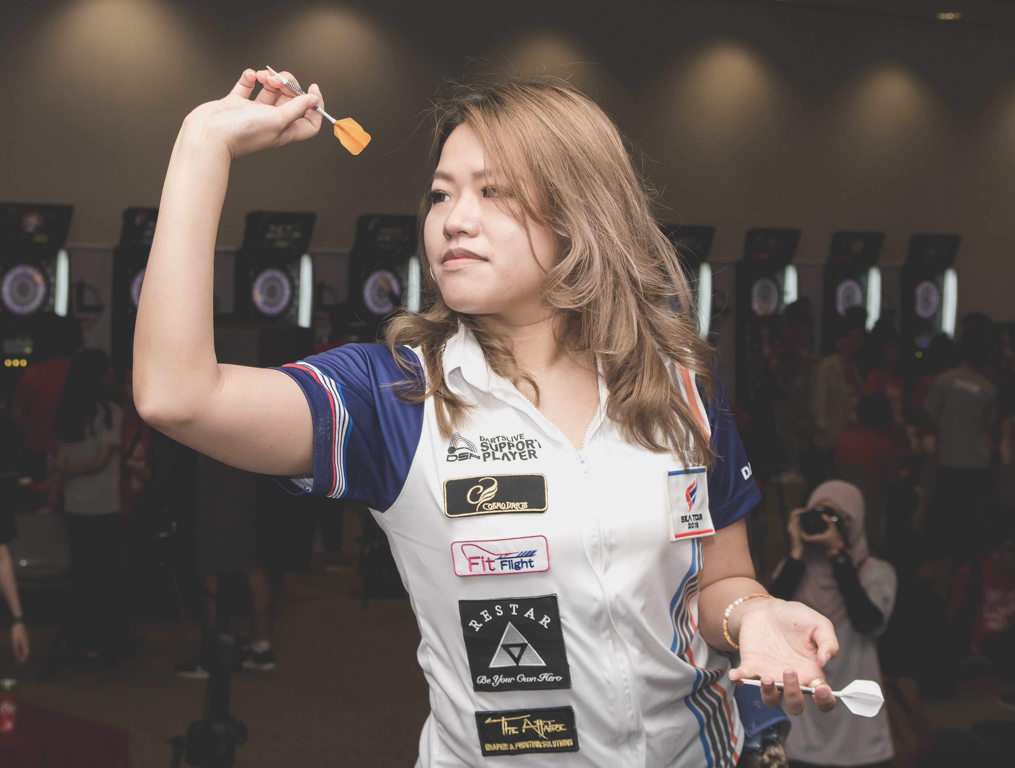 Youth Darts Festival Event