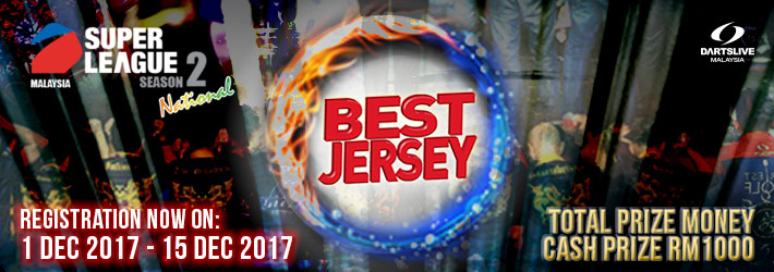 BEST JERSEY 2017 for SUPER LEAGUE SEASON 2