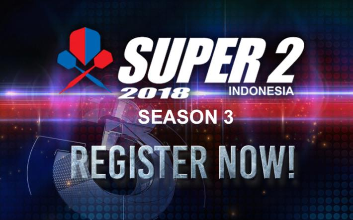 SUPER 2 SEASON 3 Registration Open!