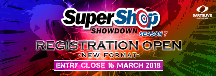 SUPER SHOP SHOWDOWN Season 7 Registration Open