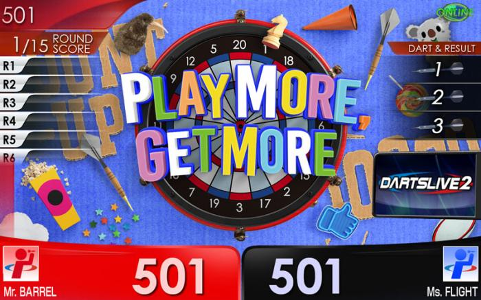 PLAY MORE GET MORE