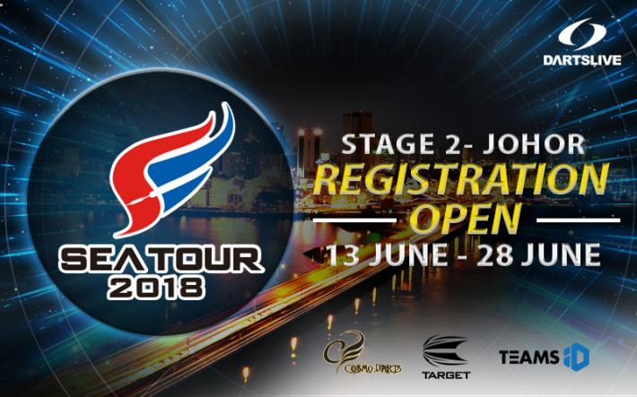 SOUTH EAST ASIA TOUR 2018 STAGE 2 JOHOR