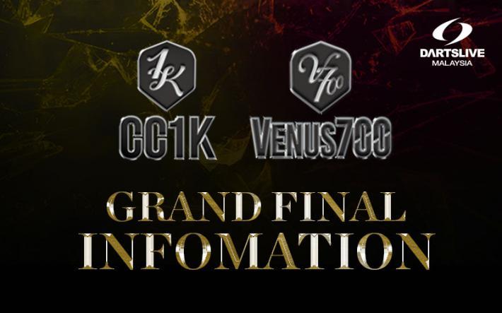 GRAND FINALS information