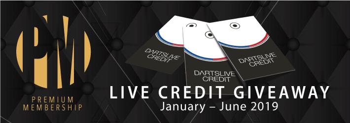 Premium Membership Campaign - LIVE CREDIT GIVEAWAY!