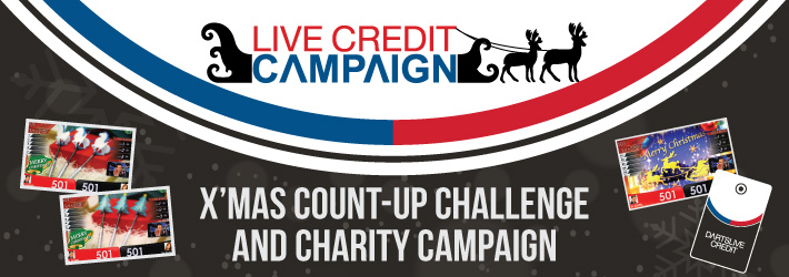 Christmas COUNT-UP Challenge & Charity Campaign!