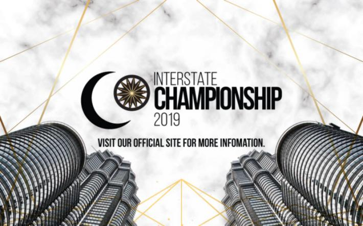 INTERSTATE CHAMPIONSHIP 2019 Launch!!