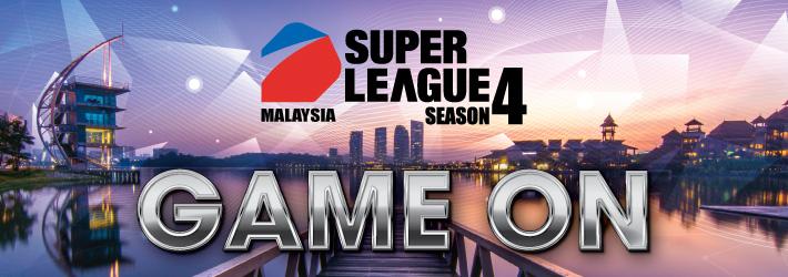 MALAYSIA SUPER LEAGUE SEASON 4