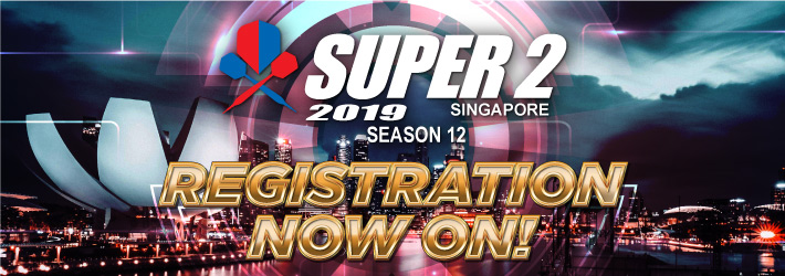 SUPER LEAGUE SEASON 12 REGISTRATION OPEN