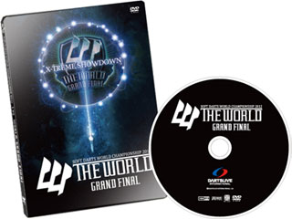 THE WORLD DVD