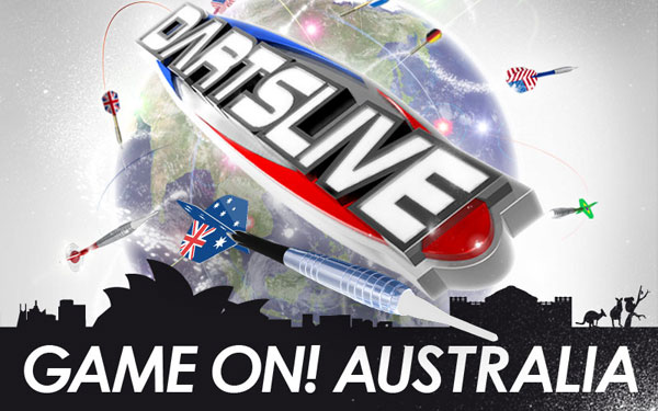 DARTSLIVE2 finally landed in Australia!