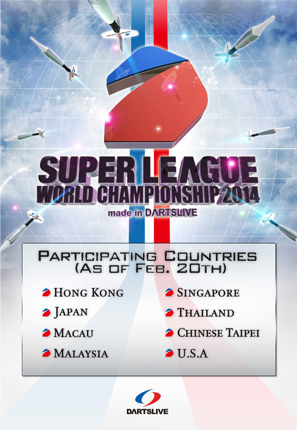 SUPER LEAGUE WORLD CHAMPIONSHIP 2014
