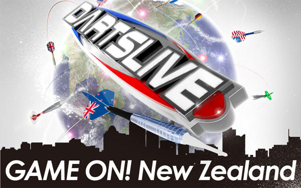 DARTSLIVE2 finally landed in New Zealand!
